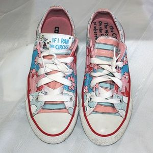 Converse ☆ All Star By Dr. Seusse